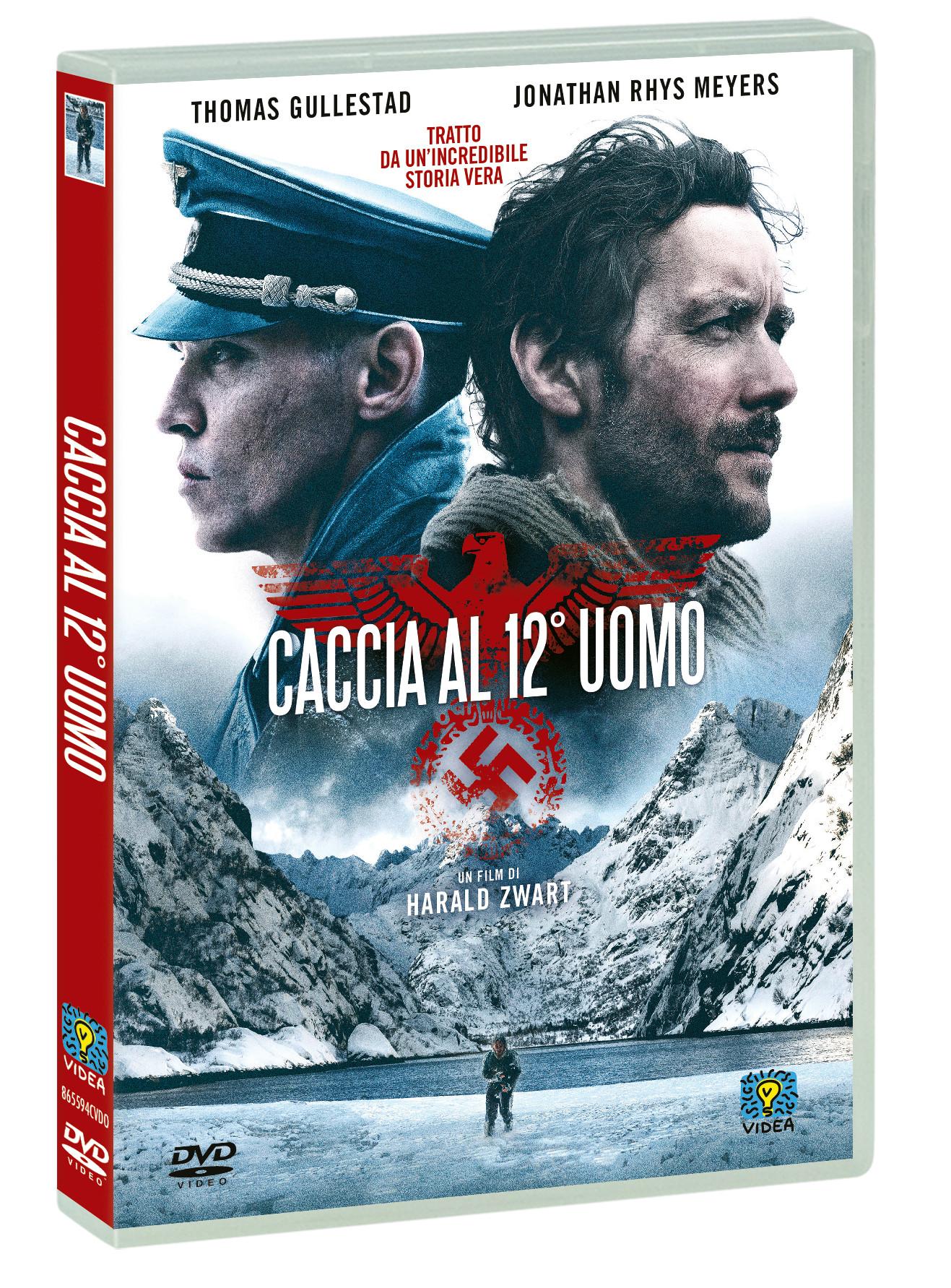 CACCIA AL 12 UOMO (DVD)