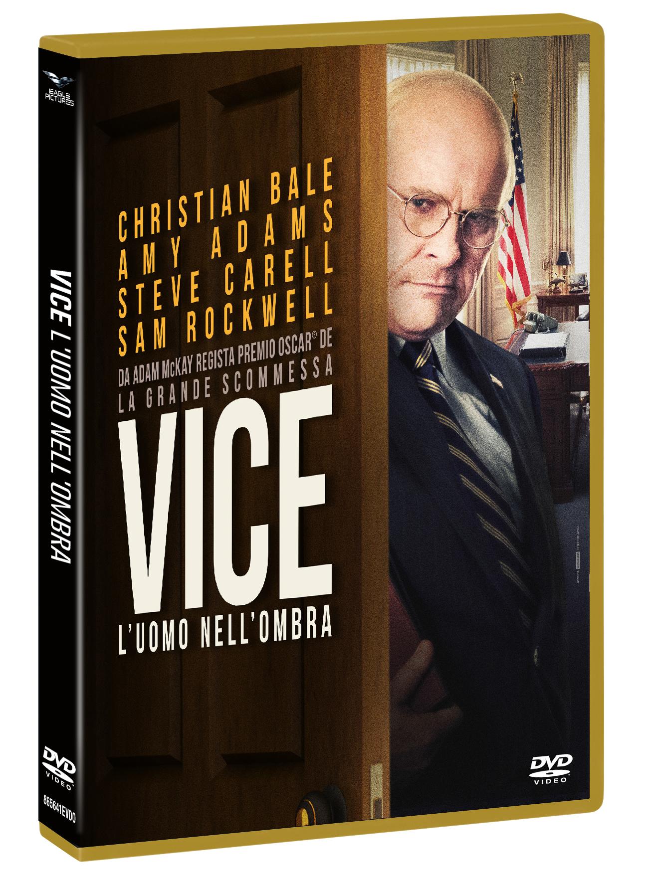 VICE - L'UOMO NELL'OMBRA (DVD)
