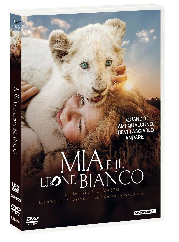 MIA E IL LEONE BIANCO (DVD)