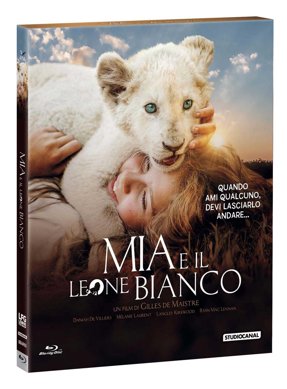 MIA E IL LEONE BIANCO - BLU RAY