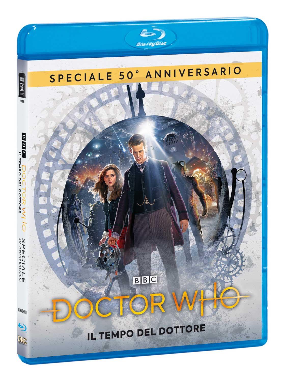 DOCTOR WHO - IL TEMPO DEL DOTTORE (SPECIALE 50 ANNIVERSARIO)- BL