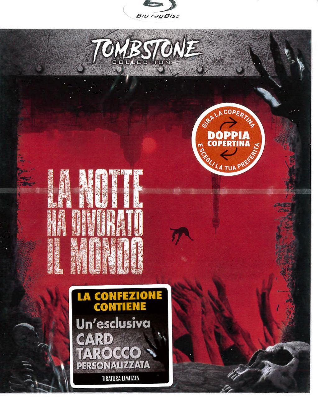 LA NOTTE HA DIVORATO IL MONDO (TOMBSTONE COLLECTION) (DVD+CARD T