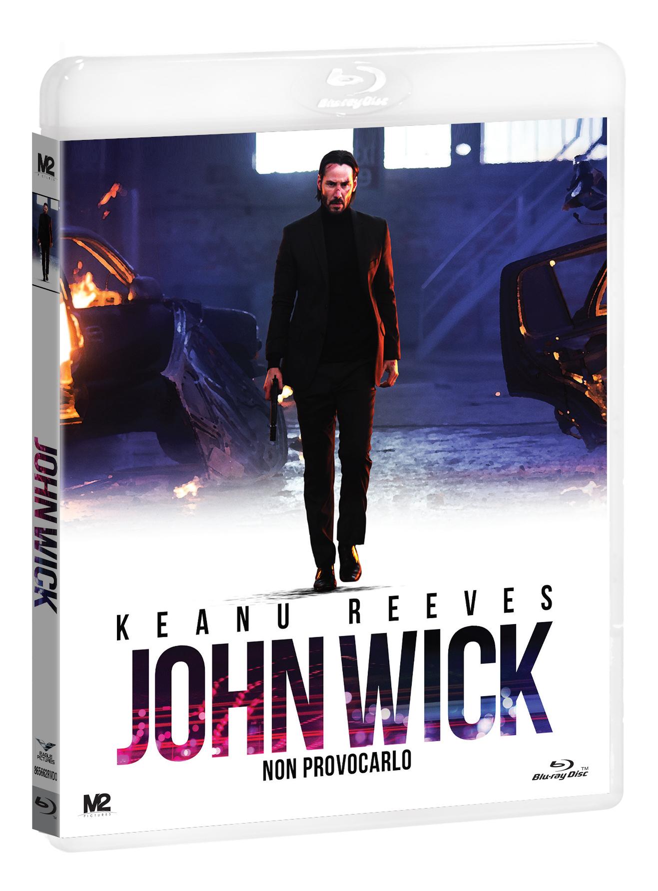 JOHN WICK - BLU RAY