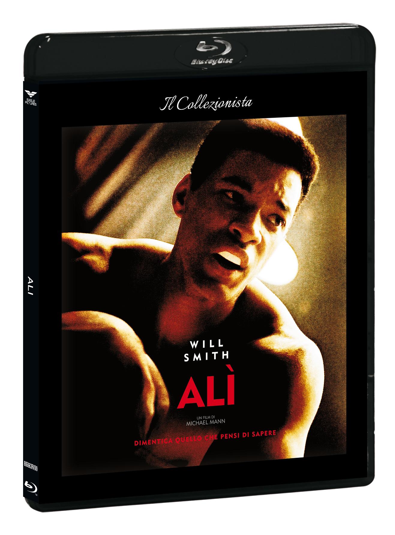 ALI' (IL COLLEZIONISTA) (BLU-RAY+DVD)