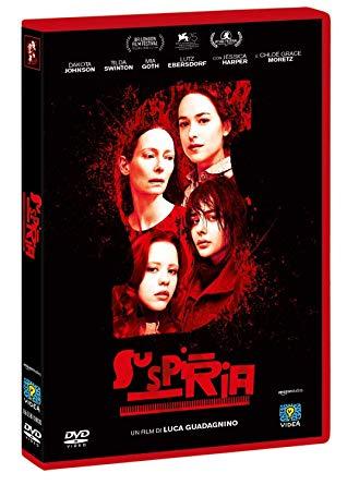 SUSPIRIA (DVD+4 CARD DA COLLEZIONE) - 2018 (DVD)