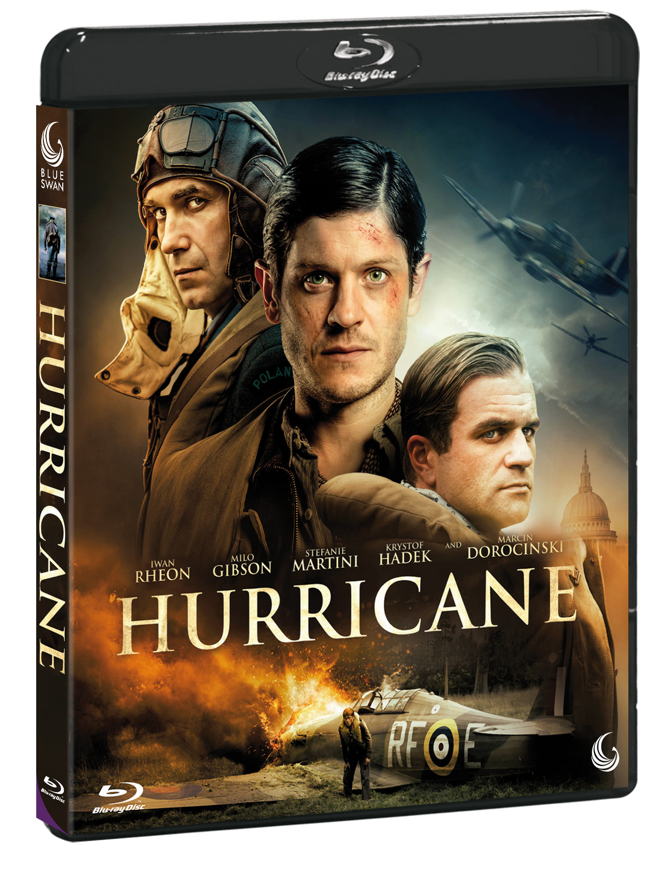 HURRICANE - BLU RAY