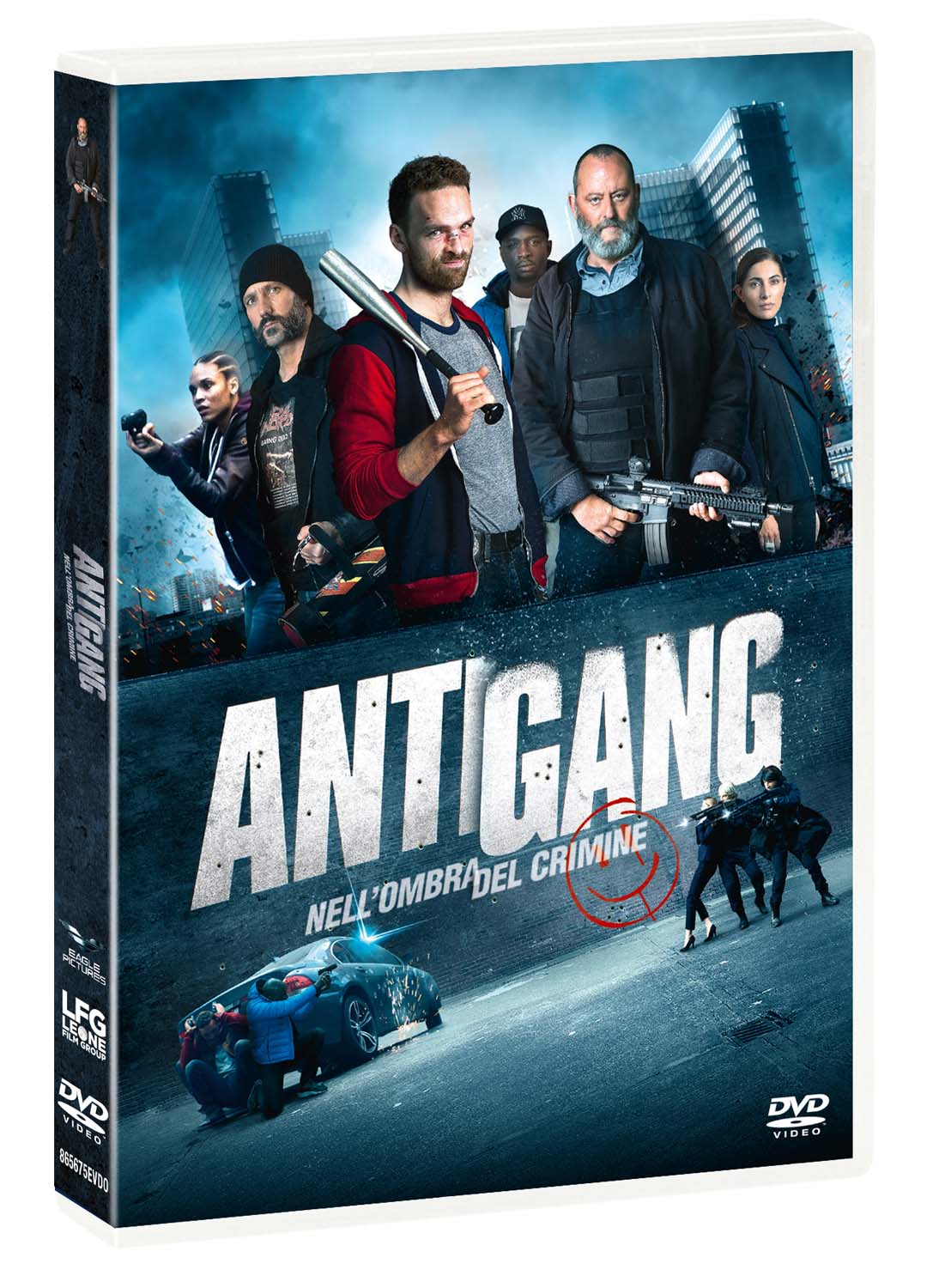 ANTIGANG - NELL'OMBRA DEL CRIMINE (DVD)