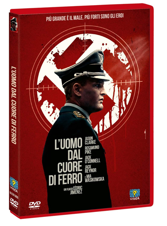 L'UOMO DAL CUORE DI FERRO (DVD)
