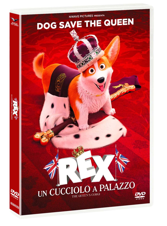 REX - UN CUCCIOLO A PALAZZO (DVD)