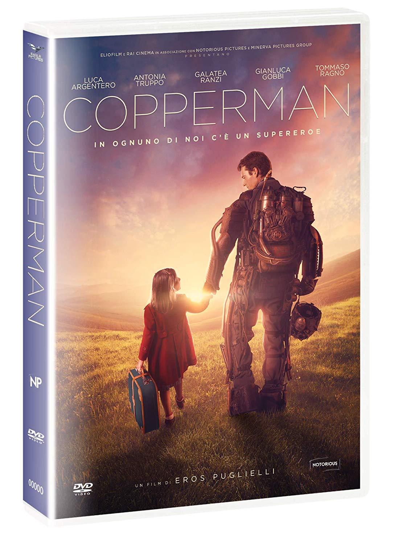COPPERMAN (DVD)