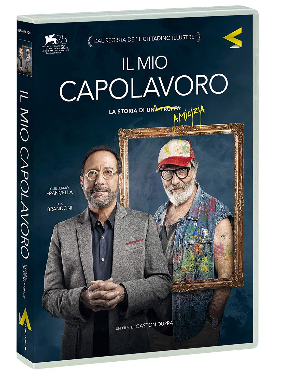 IL MIO CAPOLAVORO (DVD)