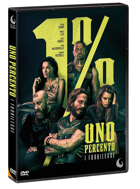 UNO PERCENTO - I FUORI LEGGE (DVD)