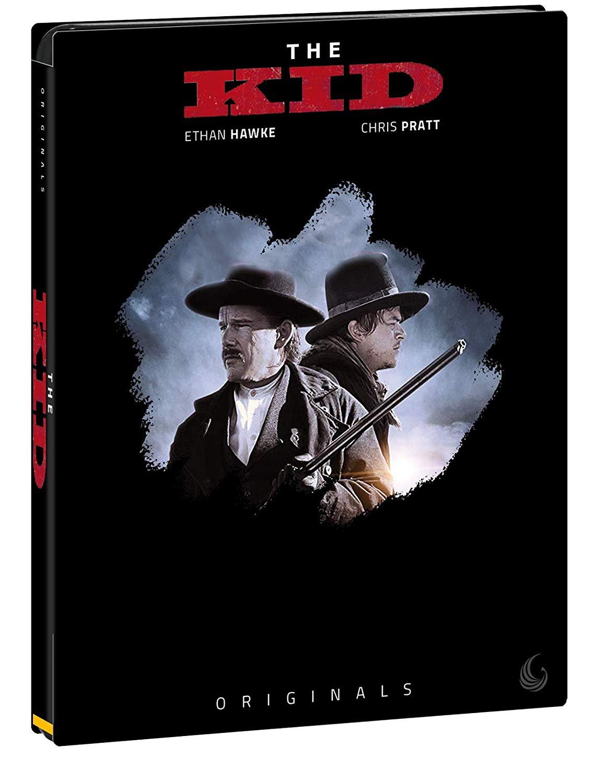 THE KID - BLU RAY + DVD