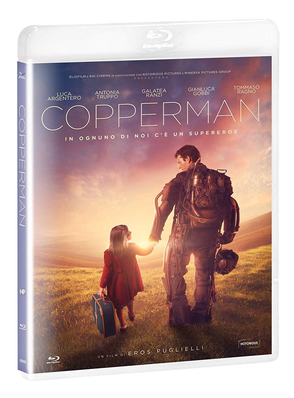 COPPERMAN - BLU RAY