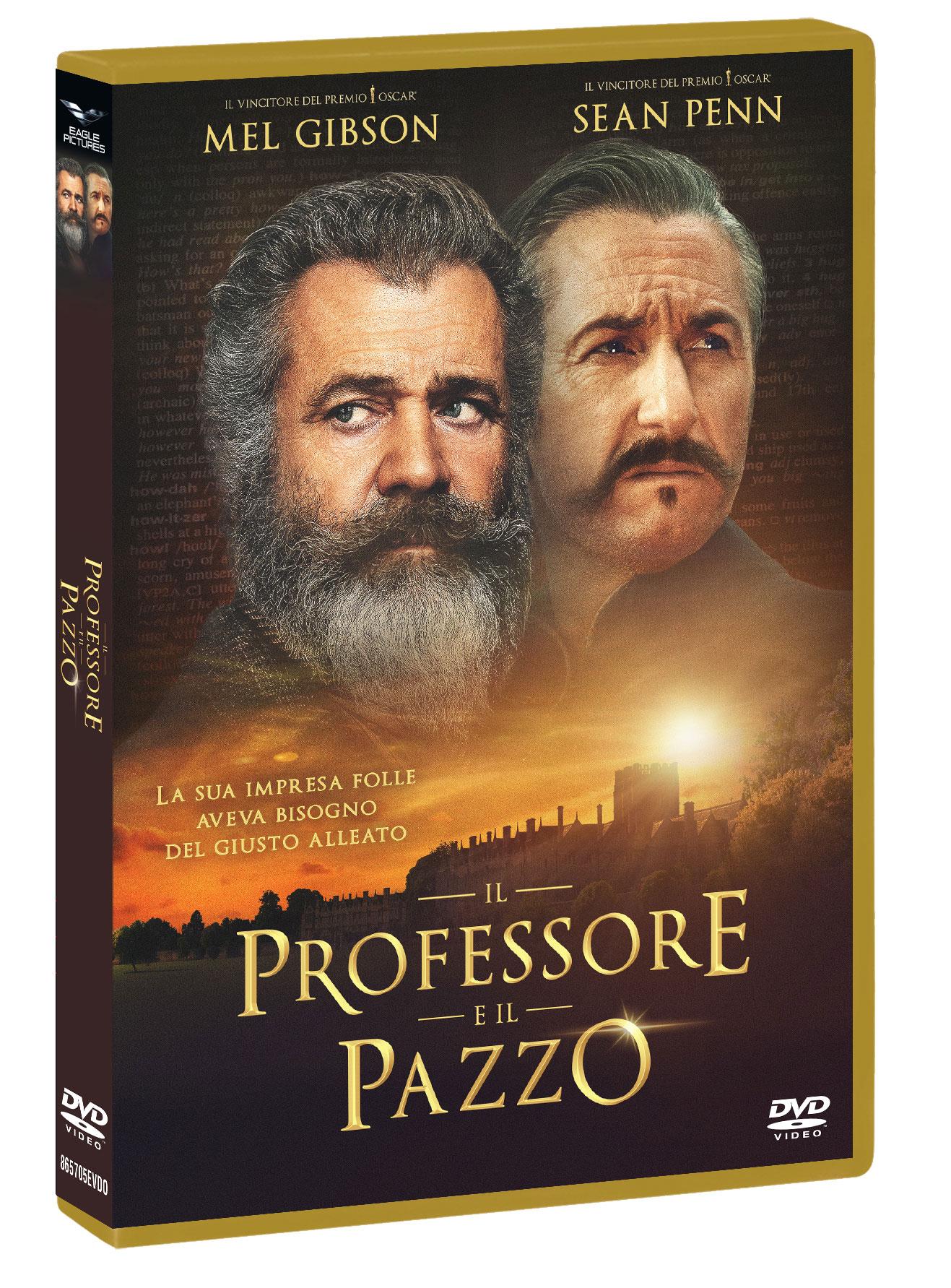 IL PROFESSORE E IL PAZZO (DVD)