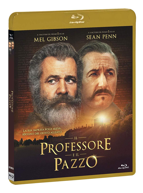 IL PROFESSORE E IL PAZZO (BLU-RAY+DVD)