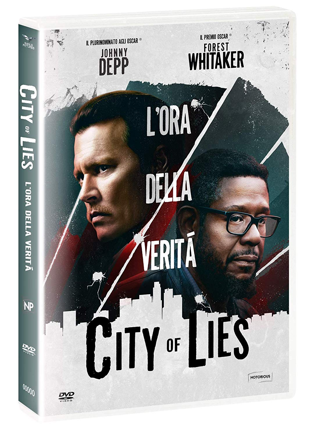 CITY OF LIES - L'ORA DELLA VERITA' (DVD)