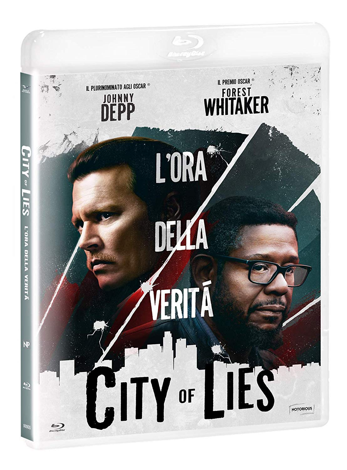 CITY OF LIES - L'ORA DELLA VERITA' - BLU RAY
