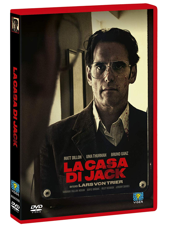 LA CASA DI JACK (DVD)