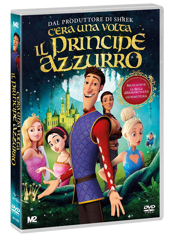C'ERA UNA VOLTA IL PRINCIPE AZZURRO (DVD)