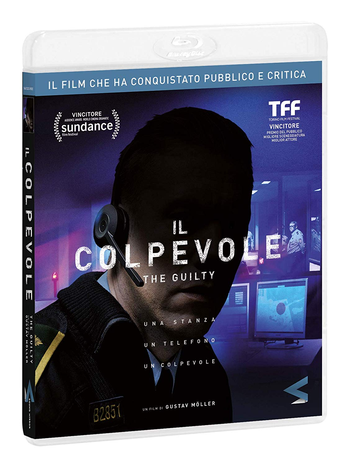 IL COLPEVOLE - THE GUILTY - BLU RAY