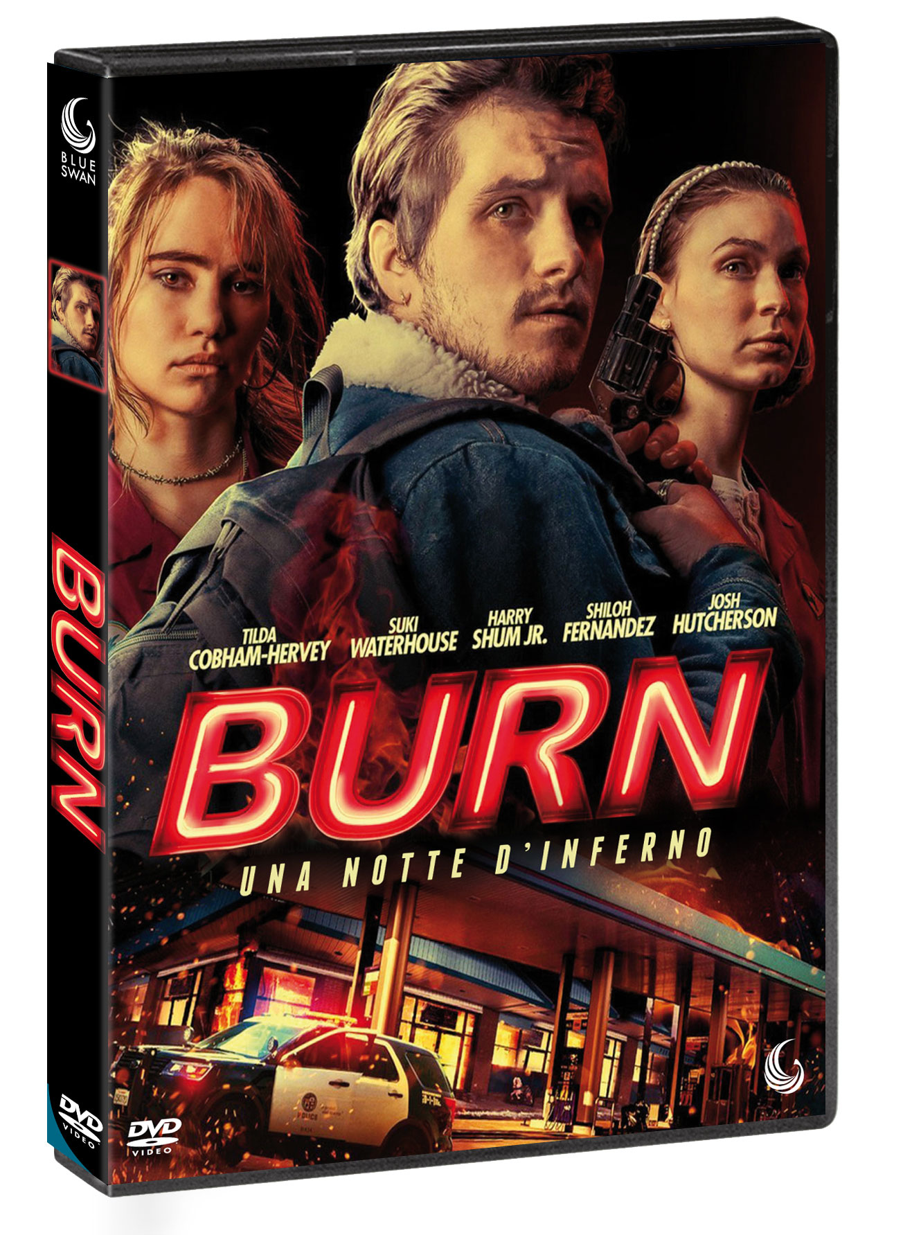 BURN - UNA NOTTE D'INFERNO (DVD)