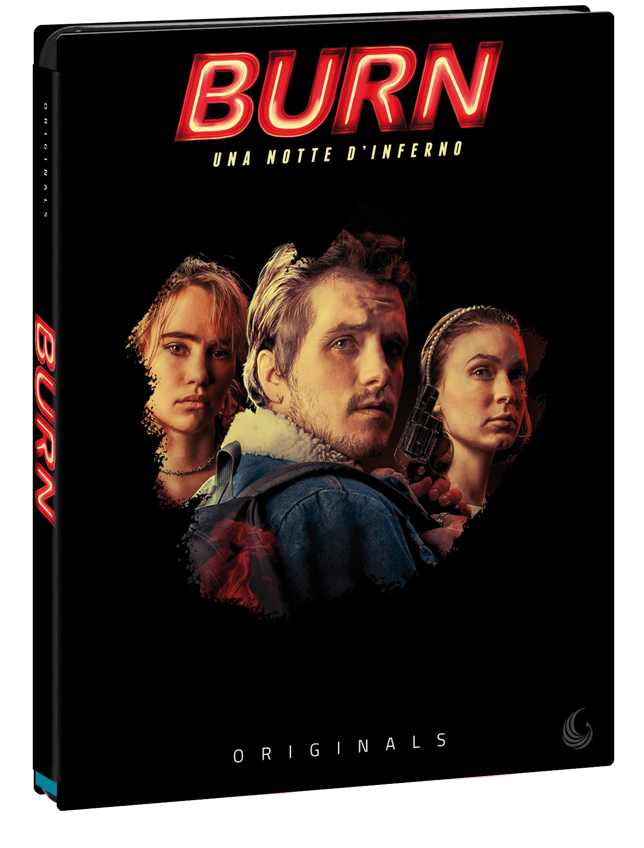 BURN - UNA NOTTE D'INFERNO (BLU-RAY+DVD)