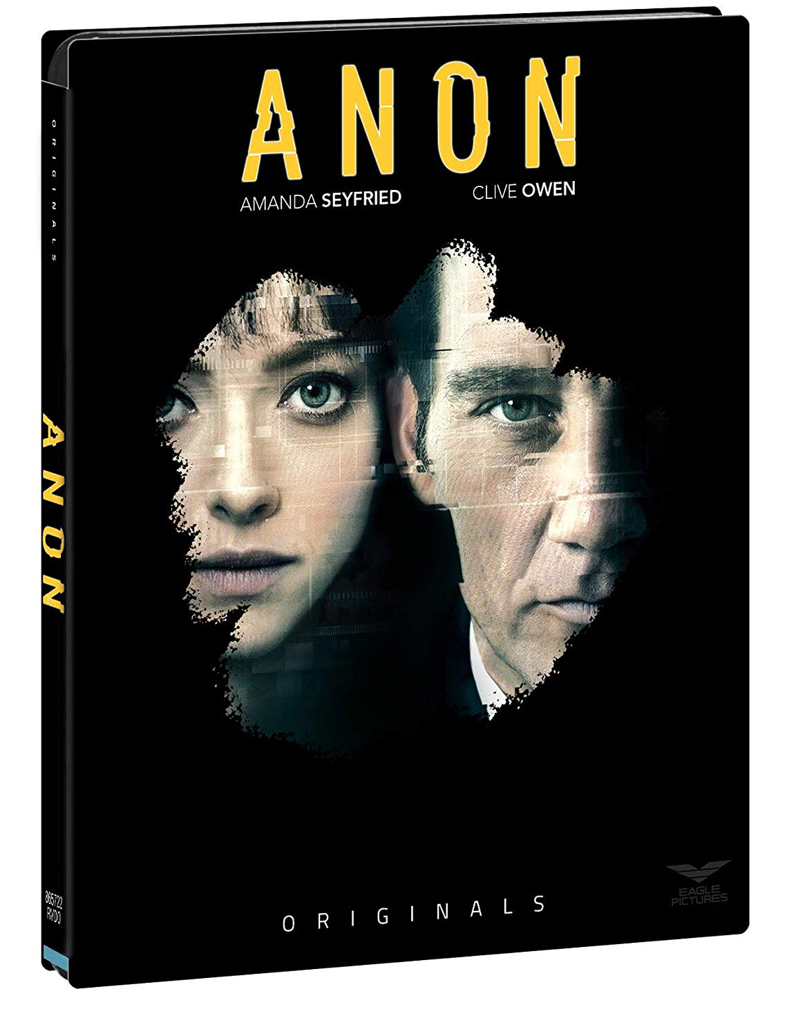 ANON (BLU-RAY+DVD)
