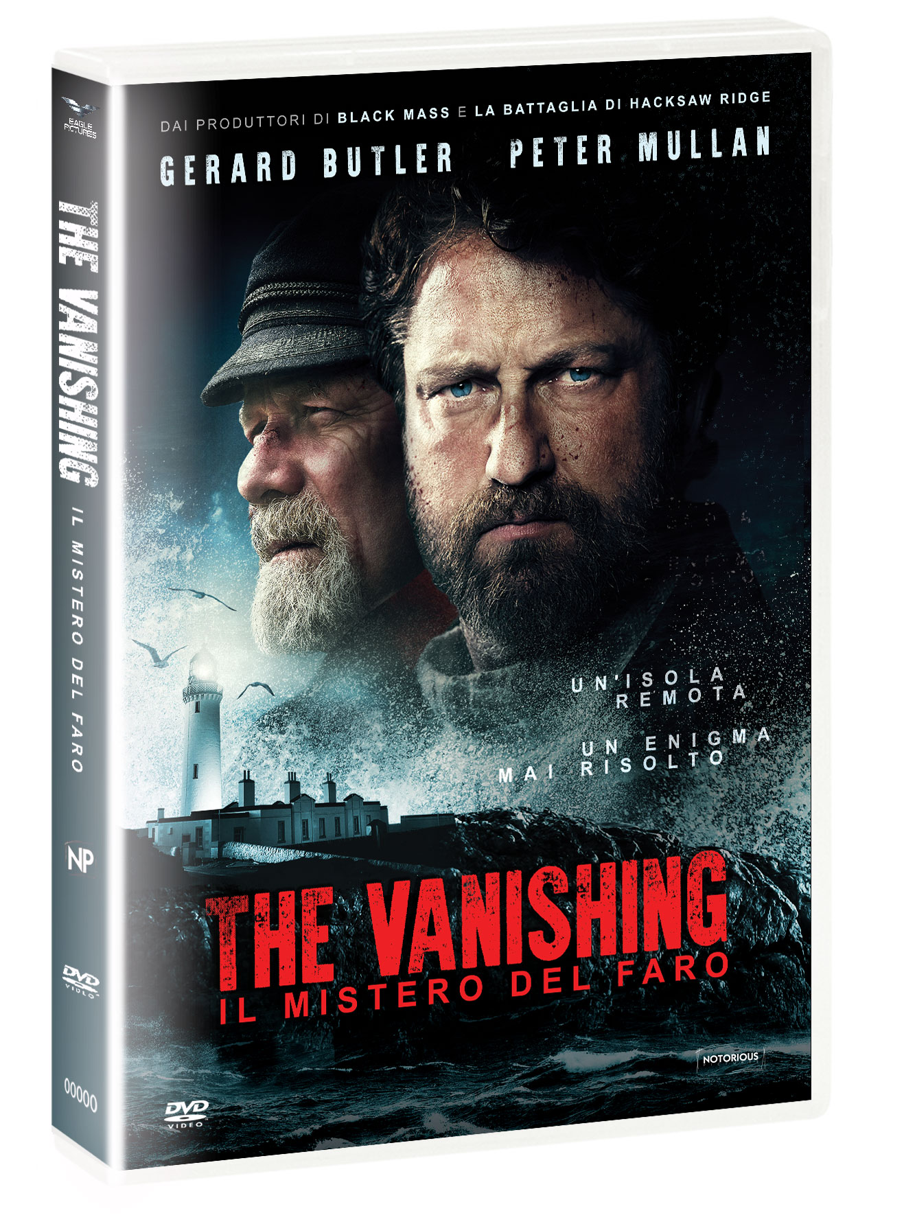 THE VANISHING - IL MISTERO DEL FARO (DVD)