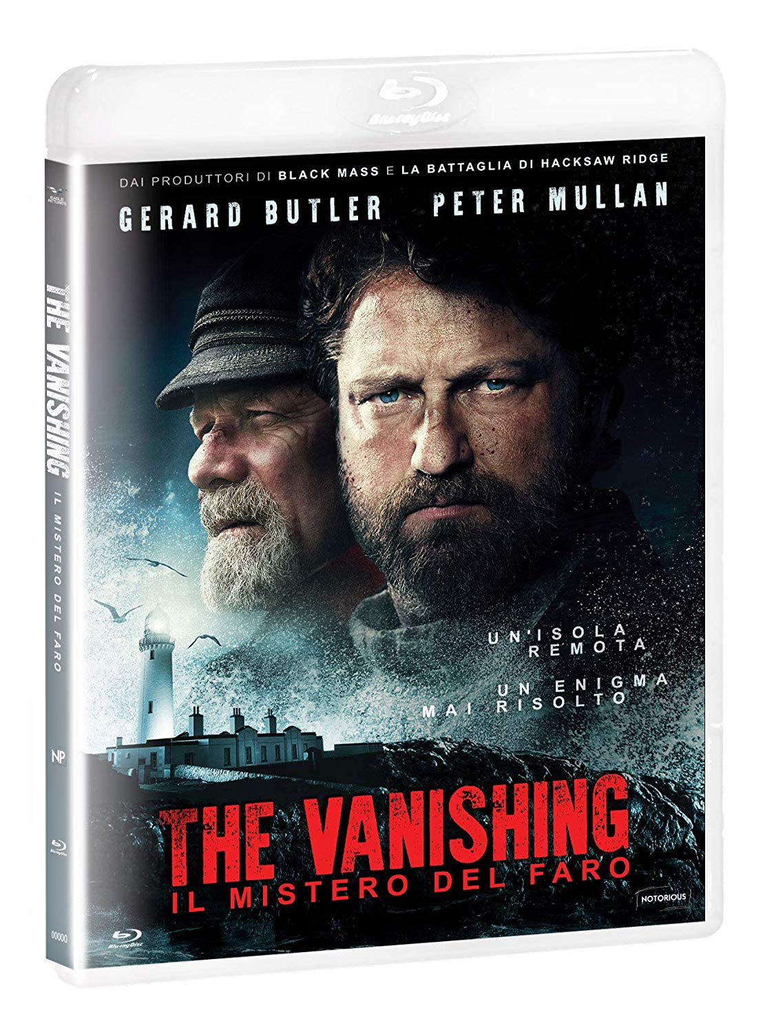 THE VANISHING - IL MISTERO DEL FARO - BLU RAY