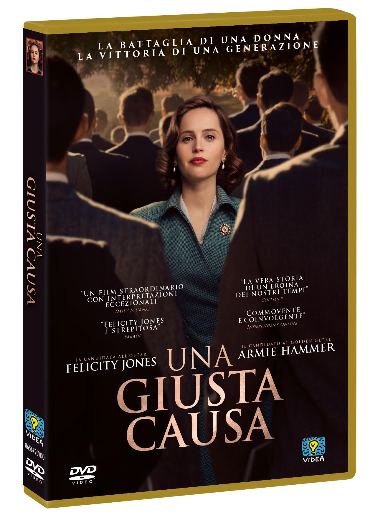 UNA GIUSTA CAUSA (DVD)