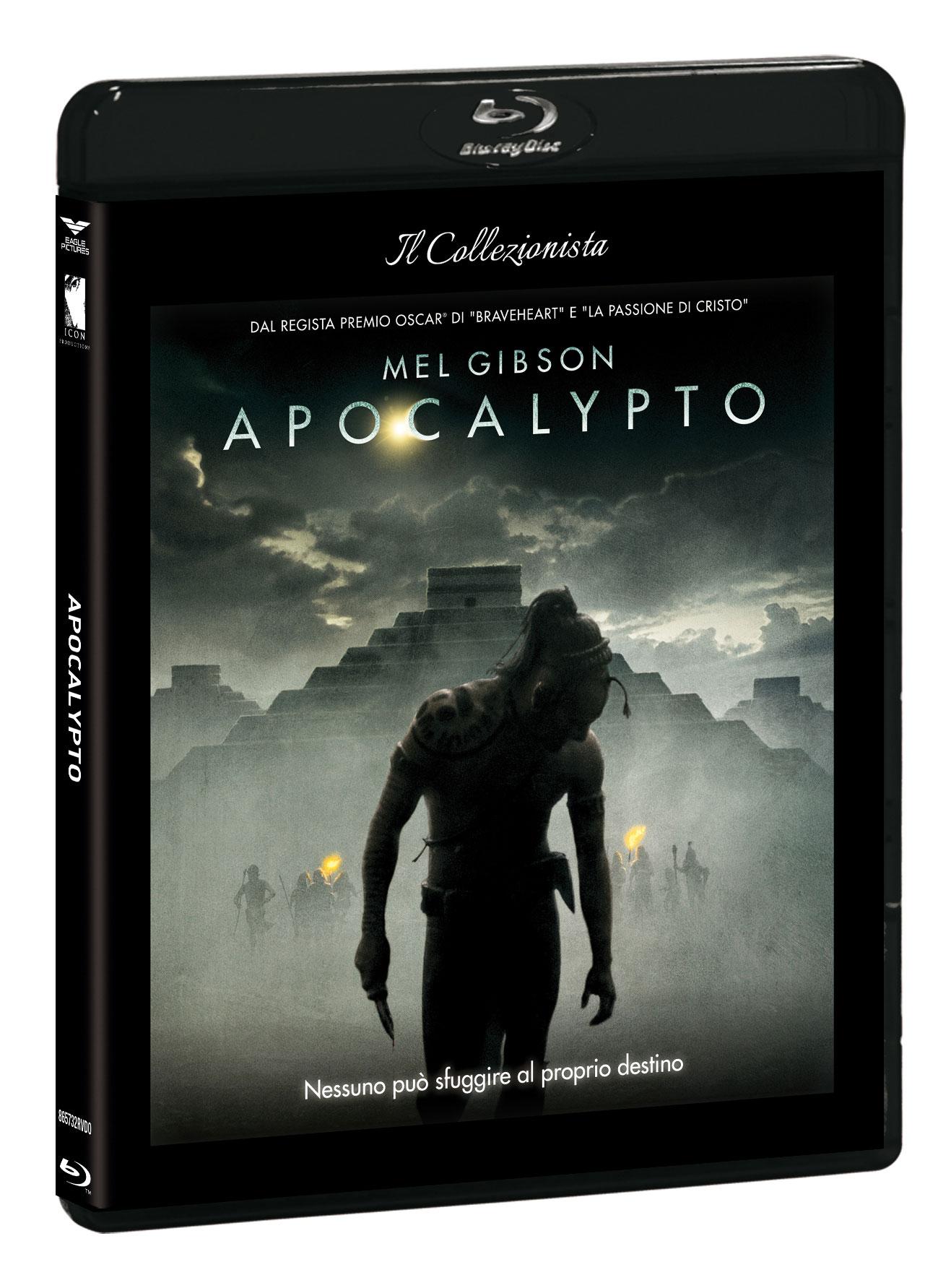 APOCALYPTO (BLU-RAY+DVD+CARD)