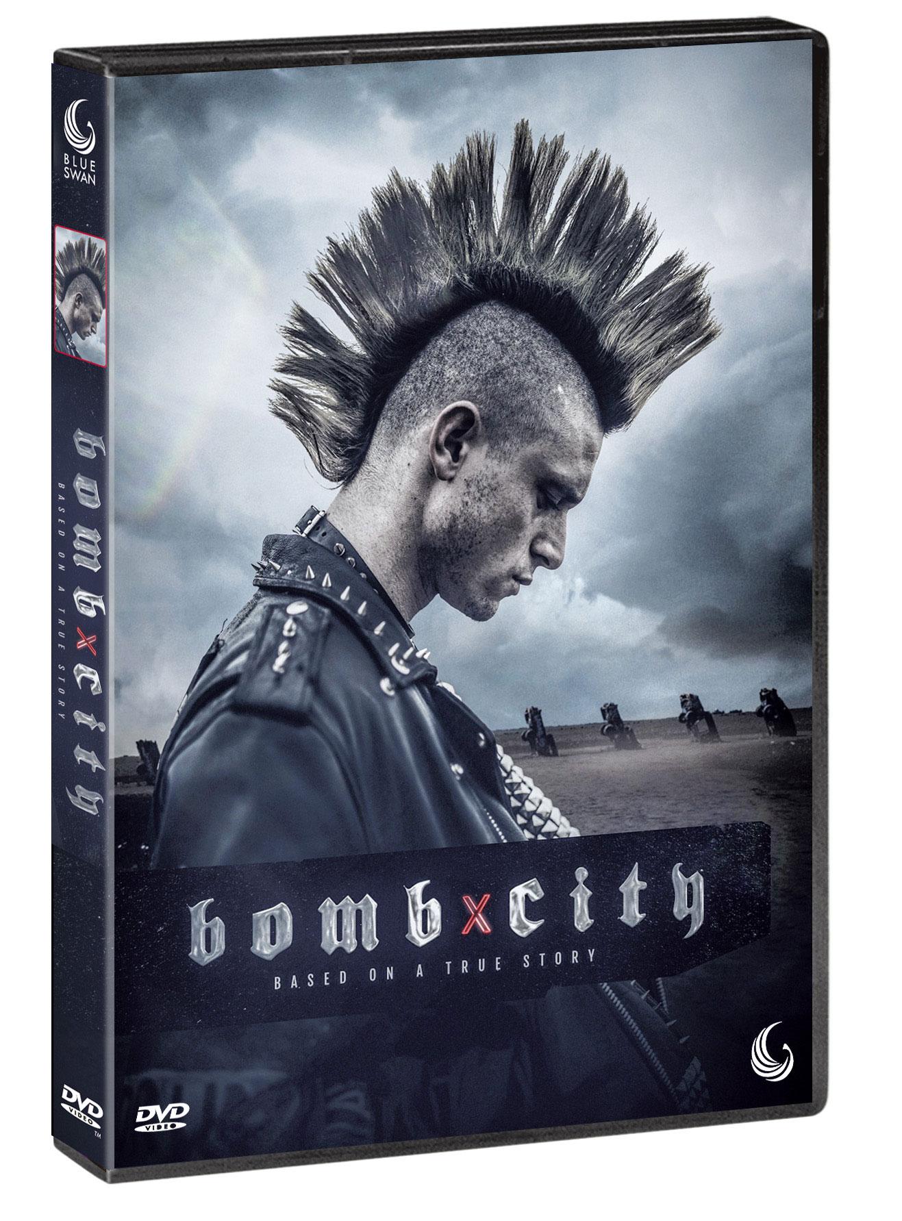 BOMB CITY (DVD)