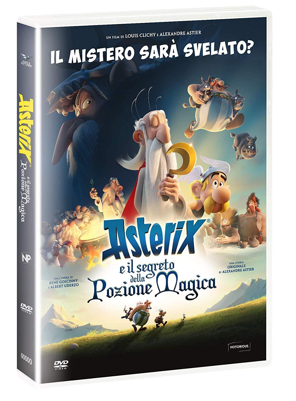 ASTERIX E IL SEGRETO DELLA POZIONE MAGICA (DVD)