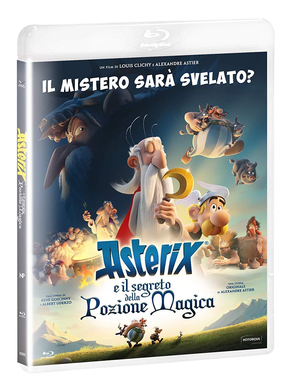 ASTERIX E IL SEGRETO DELLA POZIONE MAGICA - BLU RAY