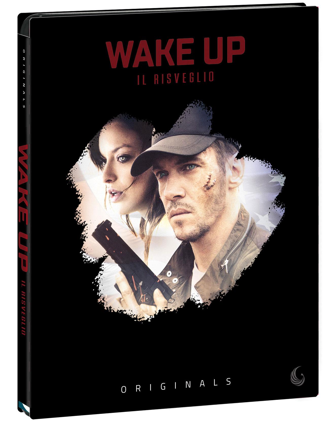 WAKE UP - IL RISVEGLIO (BLU-RAY+DVD)