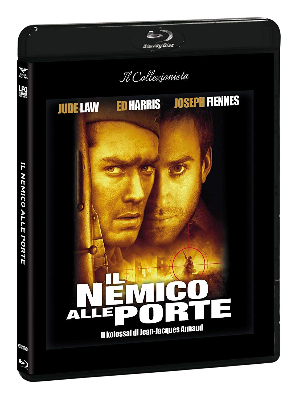 IL NEMICO ALLE PORTE (IL COLLEZIONISTA) (BLU-RAY+DVD)