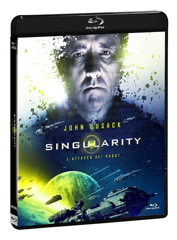 SINGULARITY - L'ATTACCO DEI ROBOT (BLU-RAY+DVD)