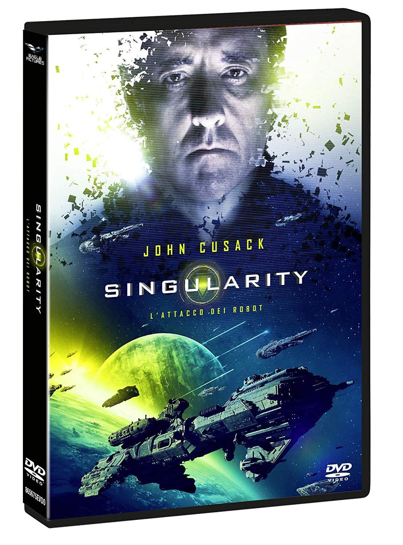 SINGULARITY - L'ATTACCO DEI ROBOT (DVD)