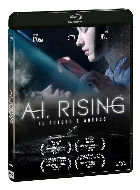 A.I. RISING - IL FUTURO E' ADESSO (BLU-RAY+DVD)
