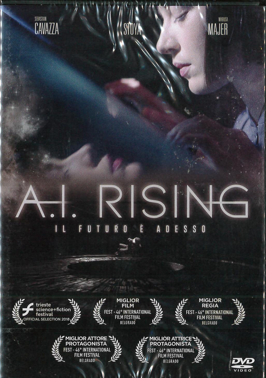 A.I. RISING - IL FUTURO E' ADESSO (DVD)