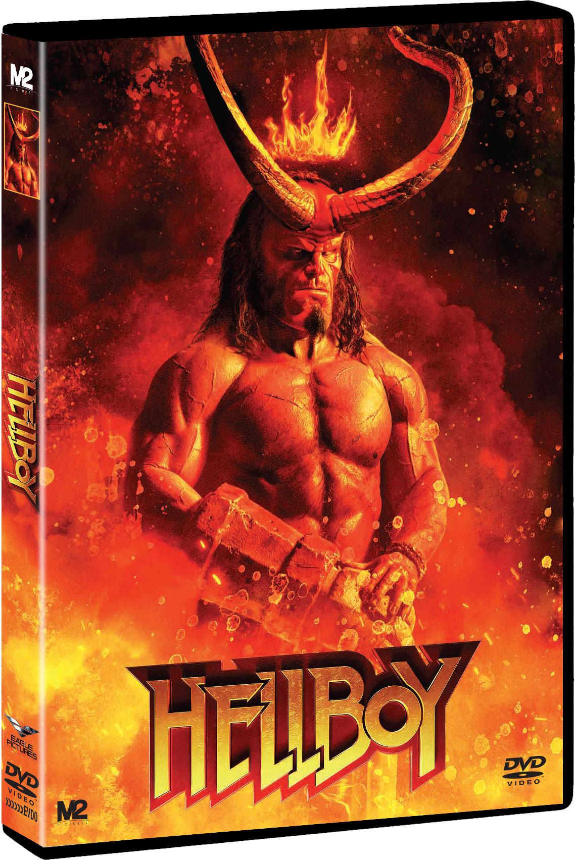 HELLBOY (DVD+CARD DA COLLEZIONE) (DVD)