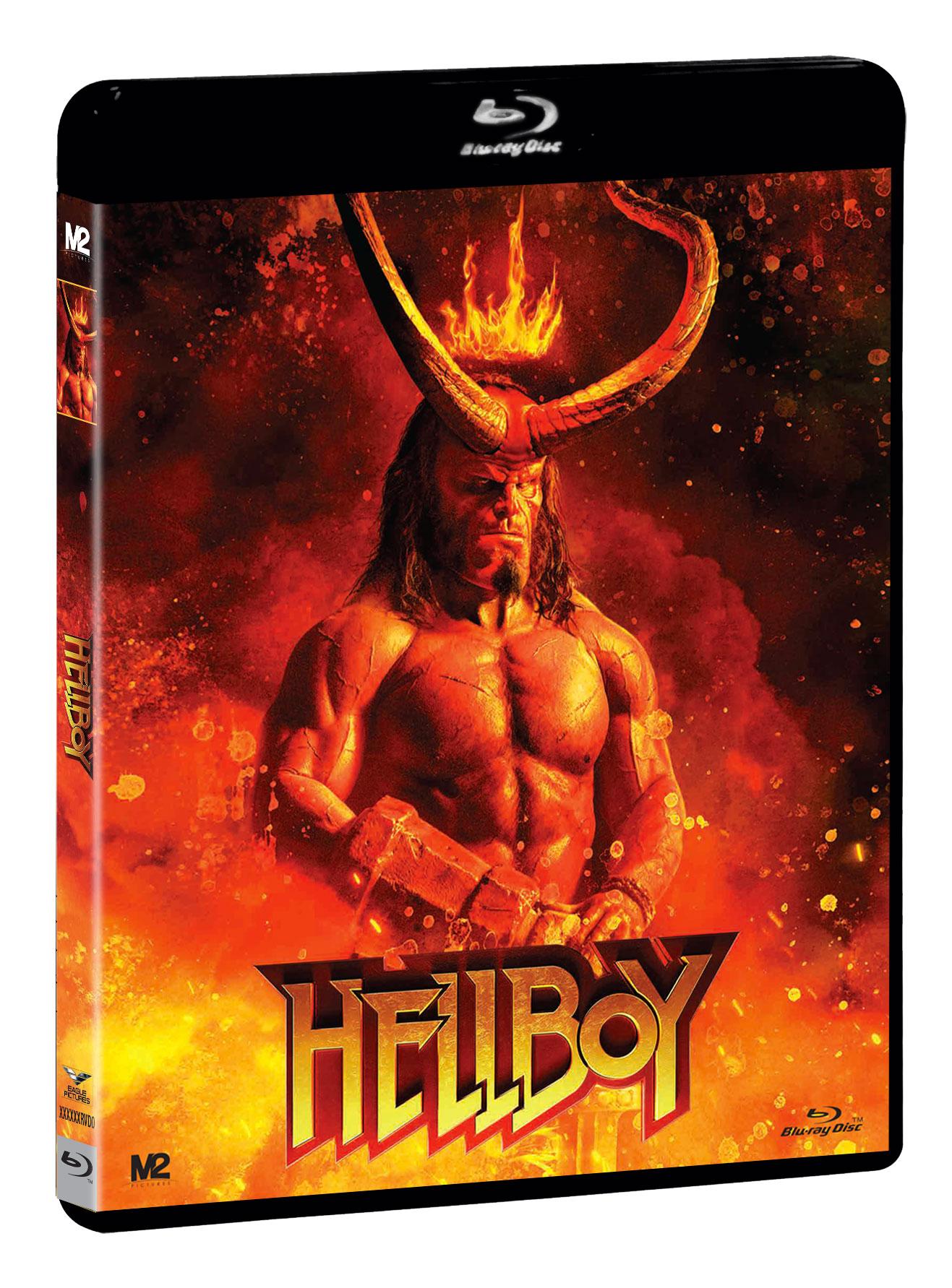 HELLBOY (BLU-RAY+DVD+CARD DA COLLEZIONE)