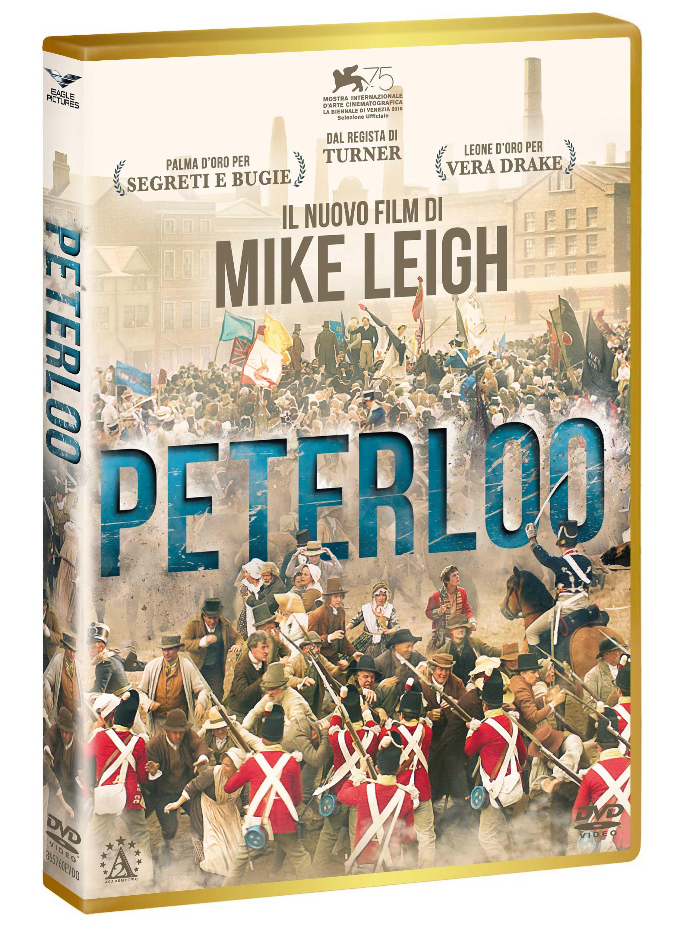 PETERLOO (DVD)