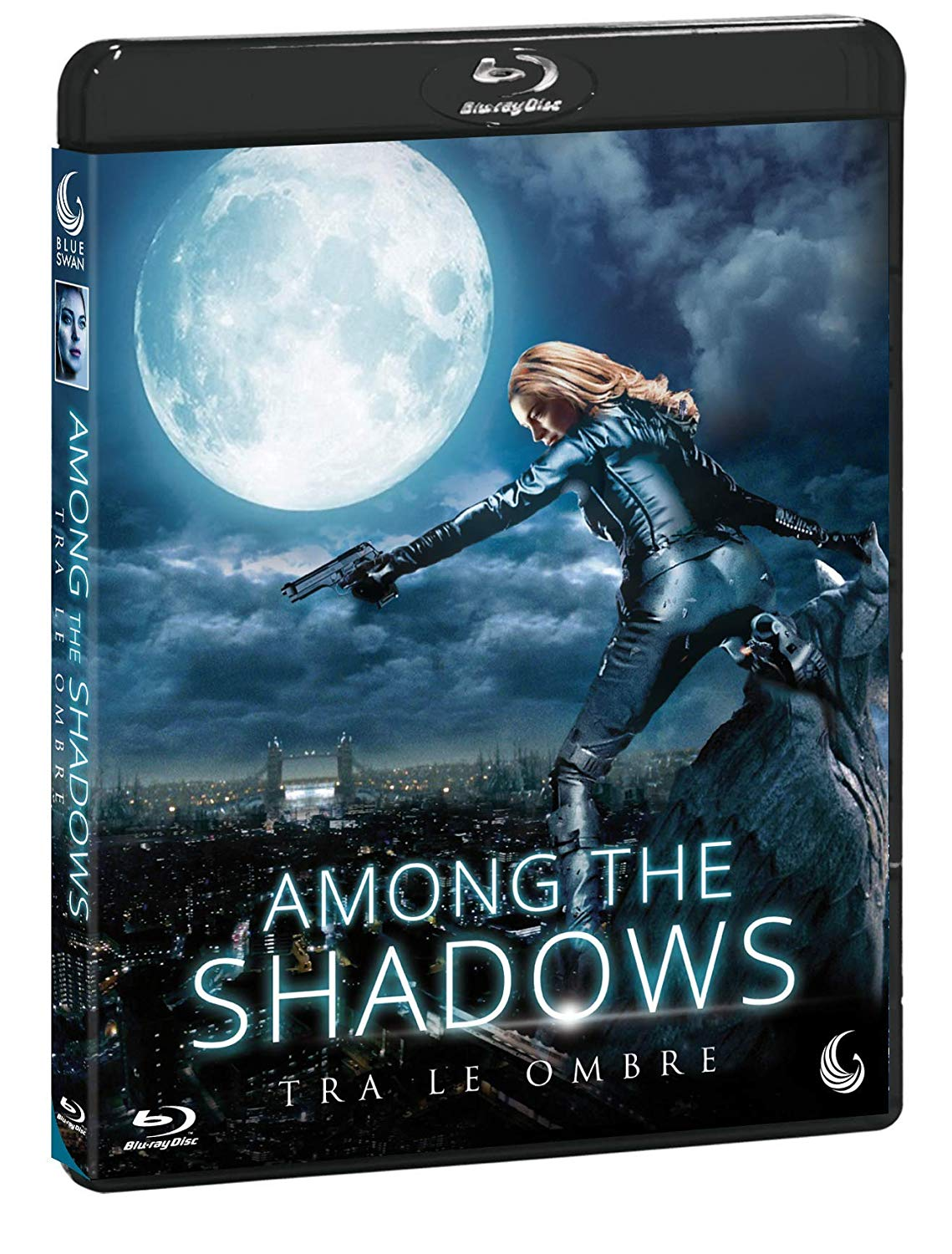 AMONG THE SHADOWS - TRA LE OMBRE - BLU RAY