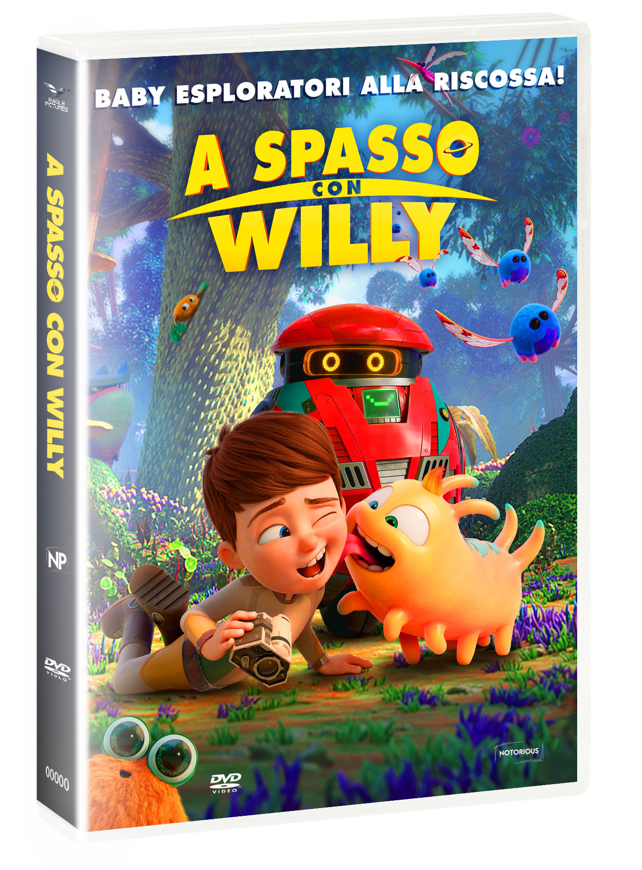 A SPASSO CON WILLY (DVD)