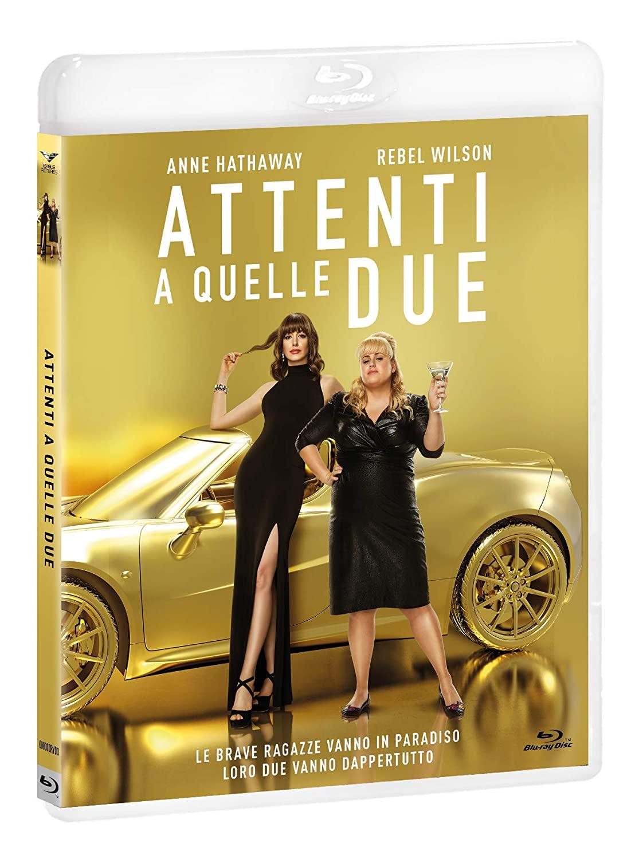 ATTENTI A QUELLE DUE (BLU-RAY+DVD)