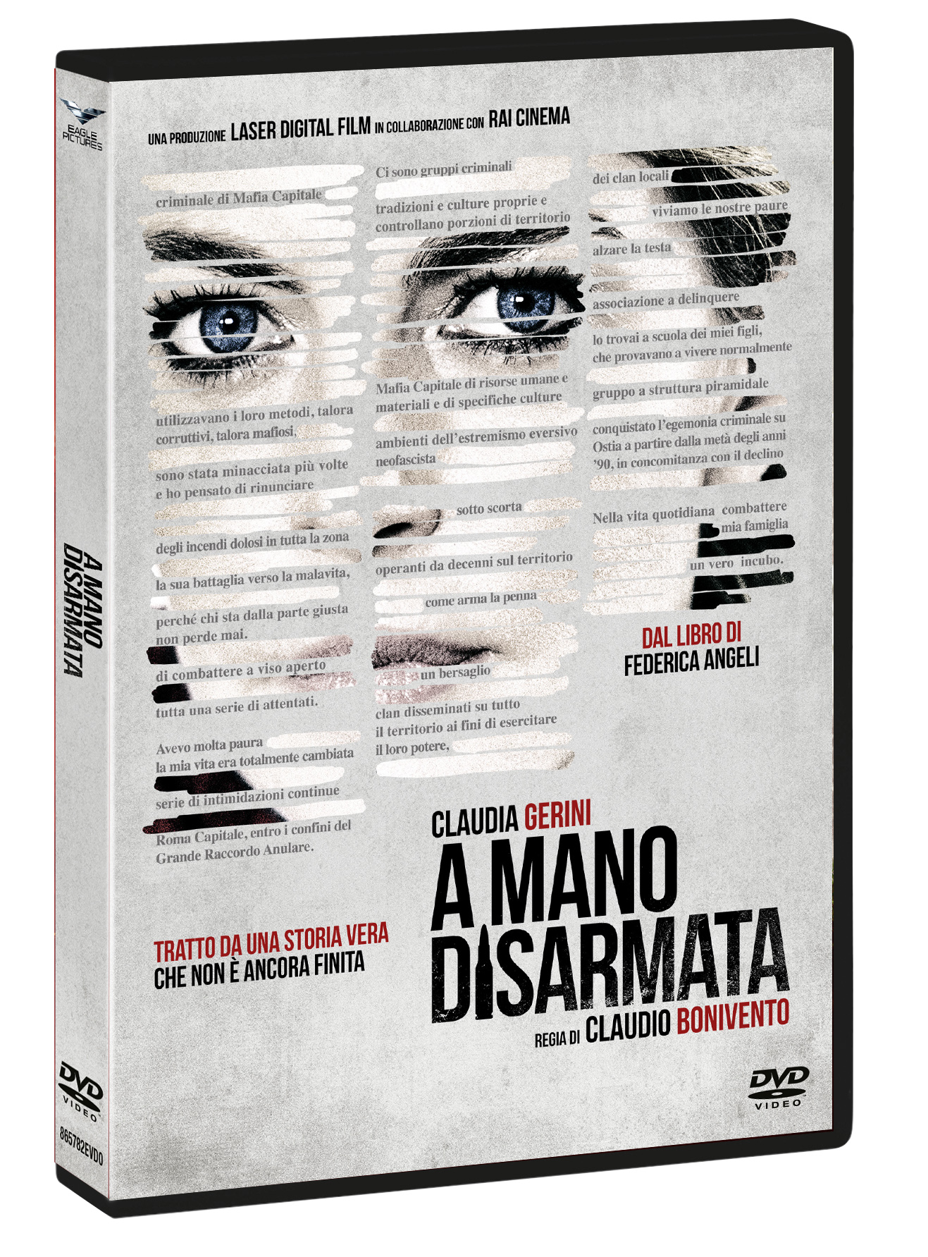 A MANO DISARMATA (DVD)