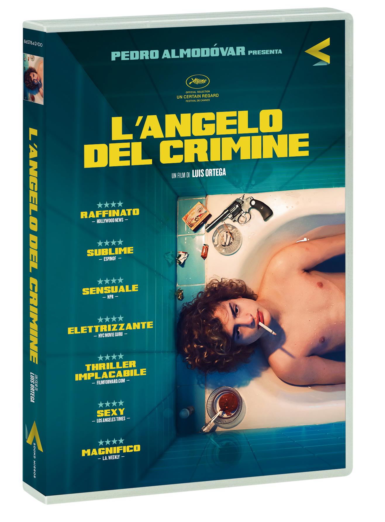 L'ANGELO DEL CRIMINE (DVD)
