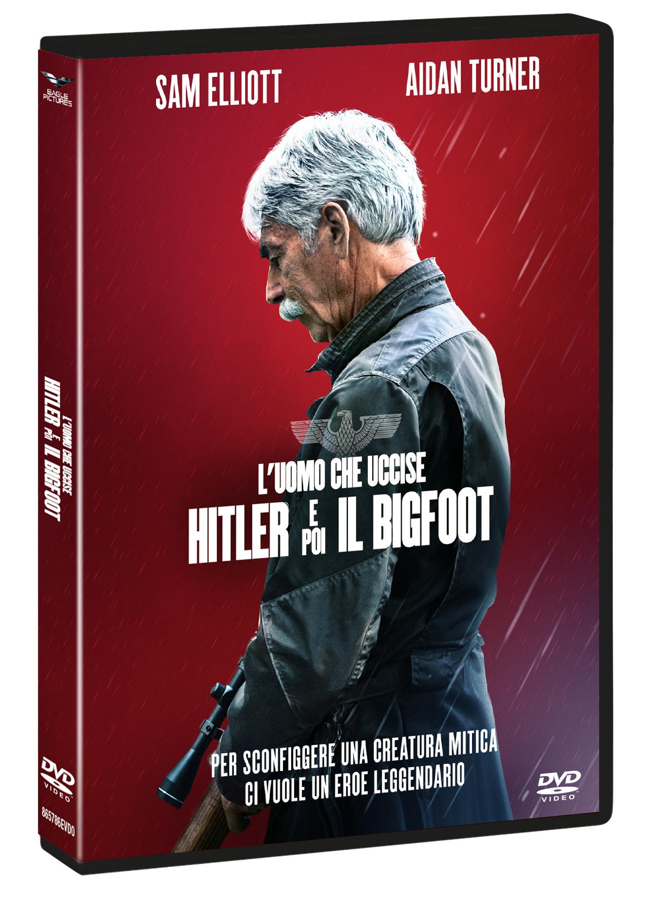 L'UOMO CHE UCCISE HITLER E POI IL BIGFOOT (DVD)